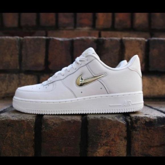 W Nike Air Force Low Jewel Phantom